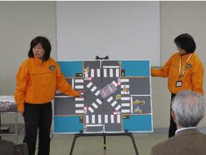 交差点信号教育盤の使用状況